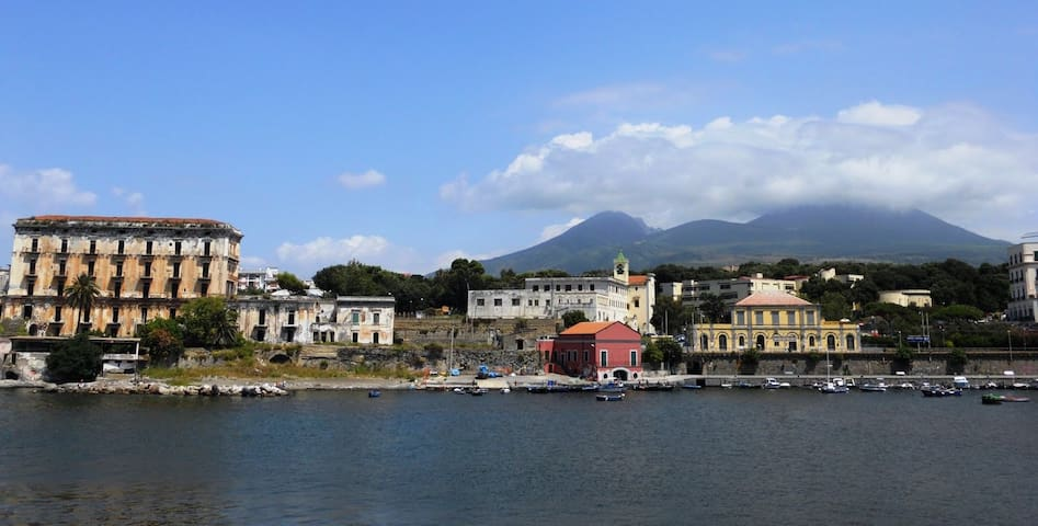 Bed and Breakfast Family - Portici - Penzion (B&B)