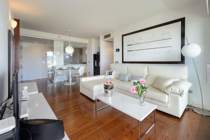 Amazing and new duplex in Marina Botafoch 7