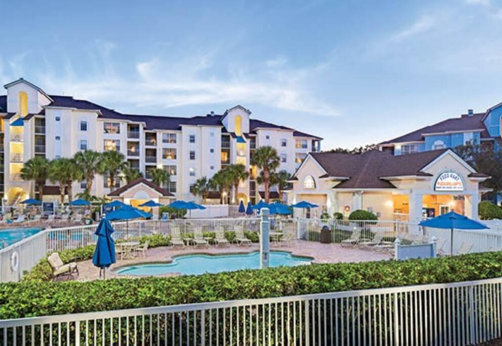 Villas Close To International Drive Orlando