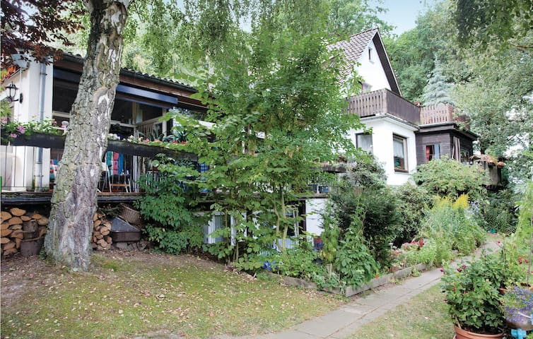Holiday apartment with 4 bedrooms on 80 m² in Hessisch Oldendorf