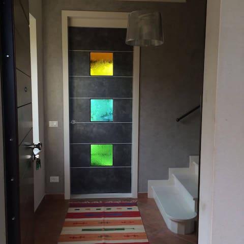 Meraviglioso appartamento in villa in campagna - Scoppito - Guest suite