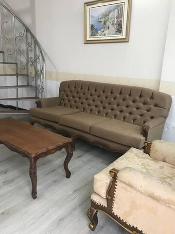 Mini-Departamento 2 dormitorios en Ficoa