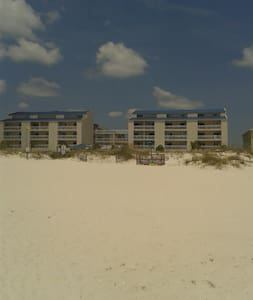 Furnished Beachside Studio Condo with Balcony - 奥兰治海滩(Orange Beach)
