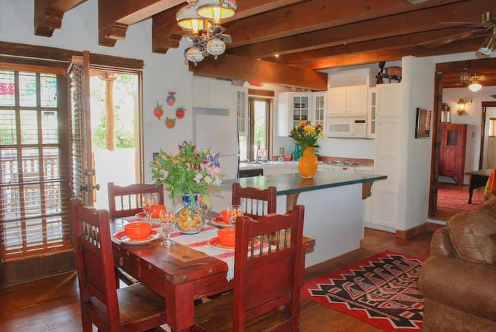 The Vista Suite at La Posada de Taos