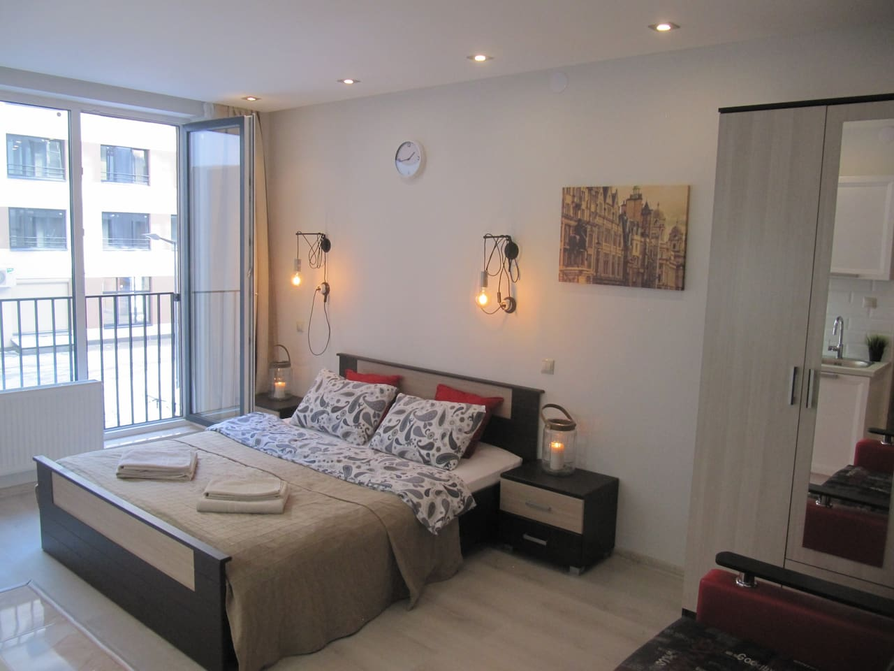 BEST Stylish new apartment in the center of Sankt-Petersburg