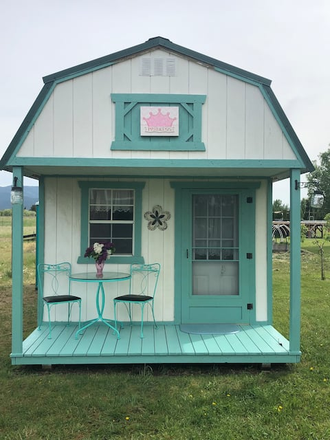 Cabin Princess house, dry cabin