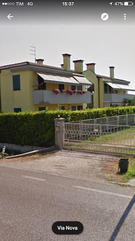 Accogliente comodo Padova Venezia - Pontelongo - 公寓