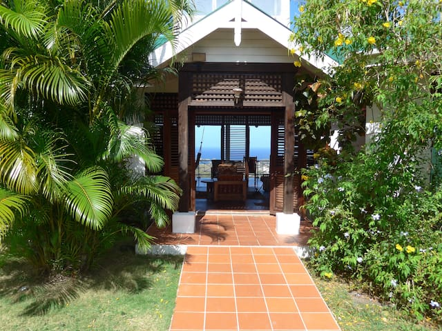 Villa Frangipani - wheelchair friendly - Castries City - Casa de camp