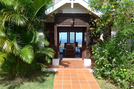 Villa Frangipani - wheelchair friendly - Castries City - Vila