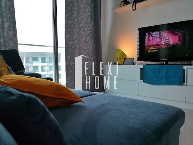 (1-2 Guests) Quiet and Comfy Studio in Cyberjaya