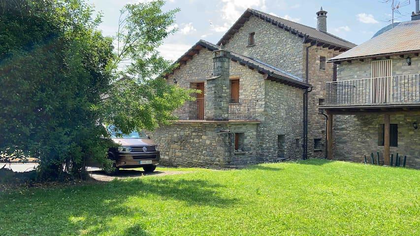 Casa Suertes (Ordesa-Pirineos)
