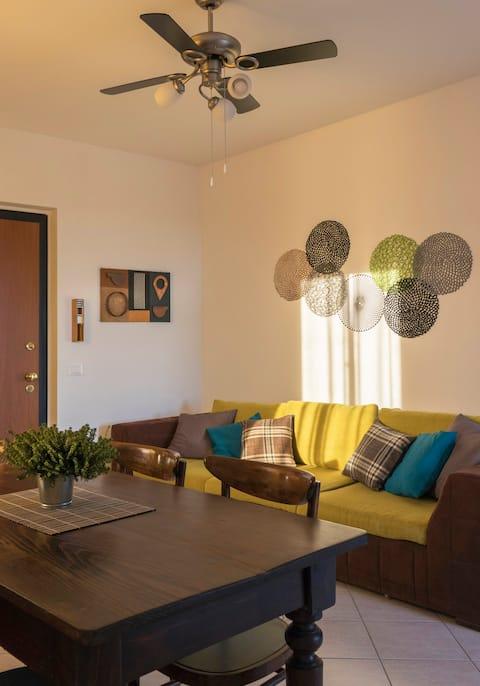 Casa Arborio: spazio&confort per vacanze sportive
