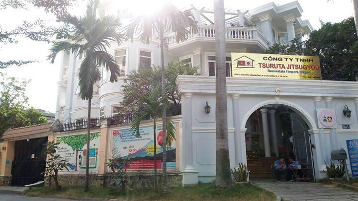 Thảo Điềnの眺めのいい家