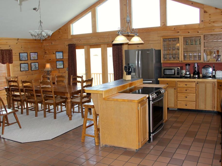 Spacious Kitchen-Diner