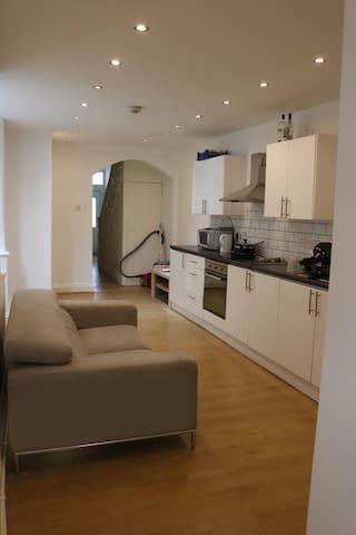 Newly refurbished accommodation