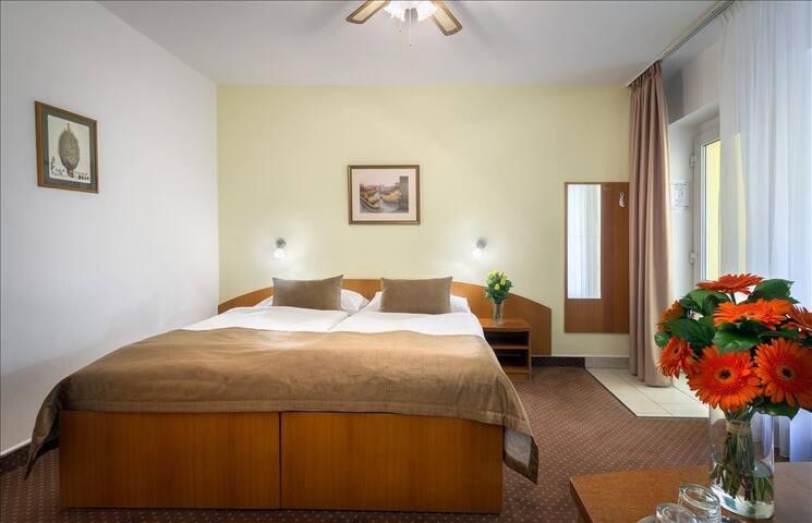 Standard Double room in hotel SEIFERT