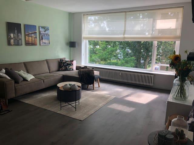 Knusse woning in Den Haag.