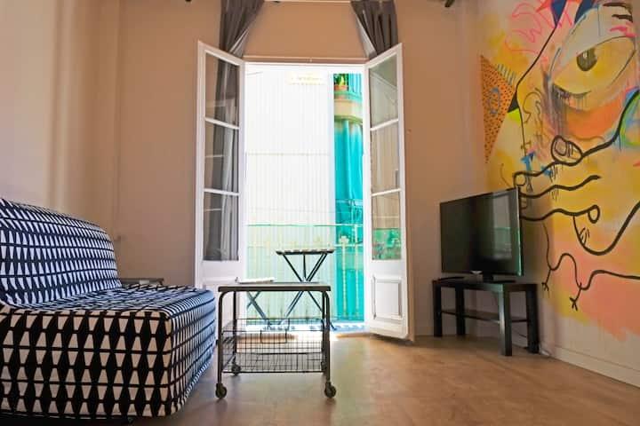 Barcelona´s Design Apartment