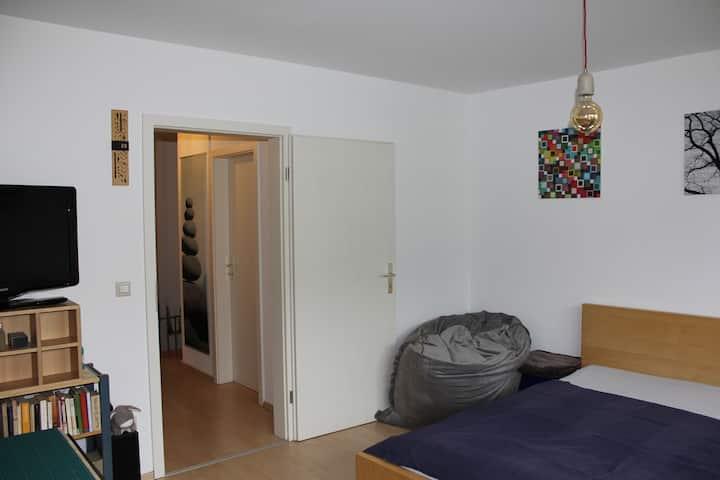 Zimmer mit seperatem Eingang im Nürnberger Westen