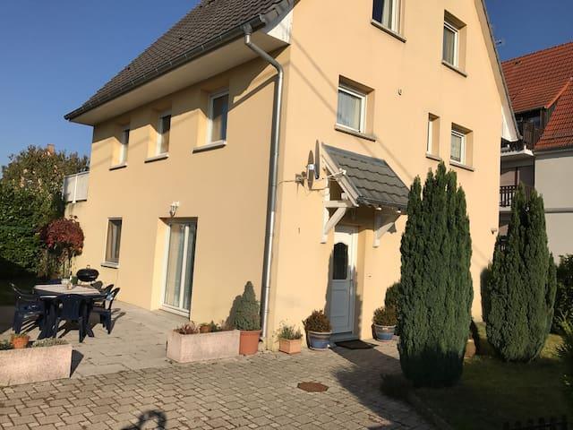 Entire home in La Wantzenau - La Wantzenau - Casa