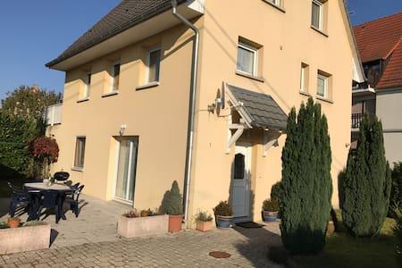 Entire home in La Wantzenau - La Wantzenau - Huis
