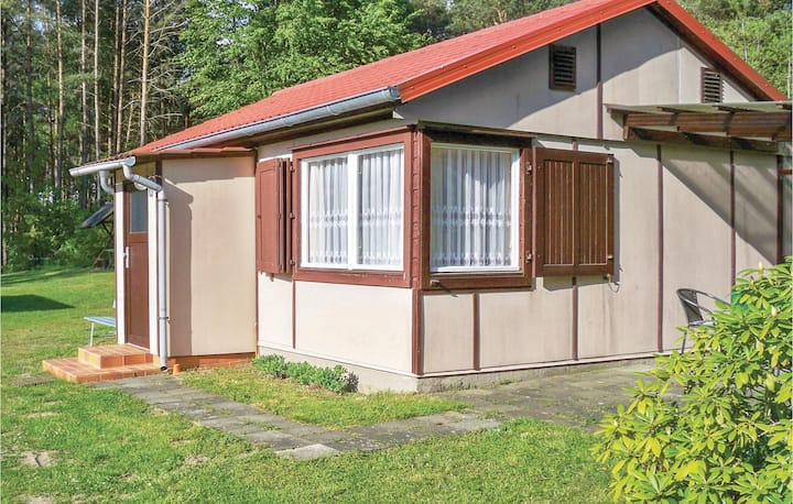 Holiday cottage with 2 bedrooms on 42m² in Boitzenburger Land