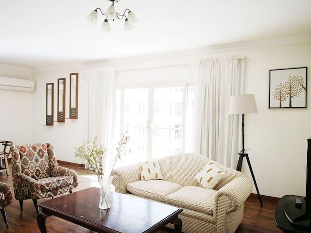 amazing flat for rent in maadi 199 street