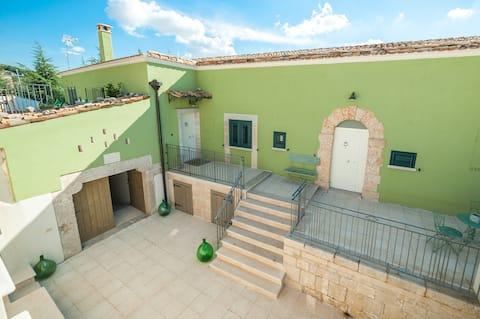Casa Pistacchio Villa B&B-Mini Appartamento