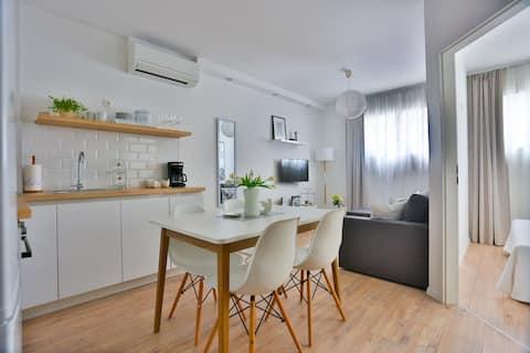 """New modern apartment """"Stars"""", Marjan forest"""