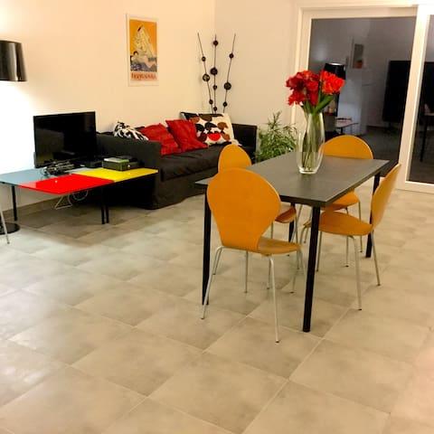 Villa Etnea camera delle orchidee - Pedara - Bed & Breakfast