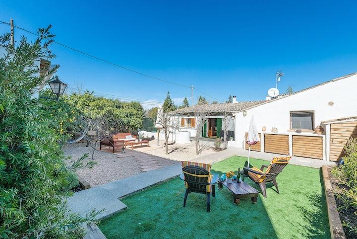 Casa rural cerca de Palma perfecta para familias – Casa Ca Na Xisela