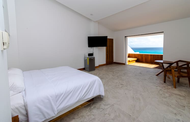 Beautiful beachfront suite recently remodeled