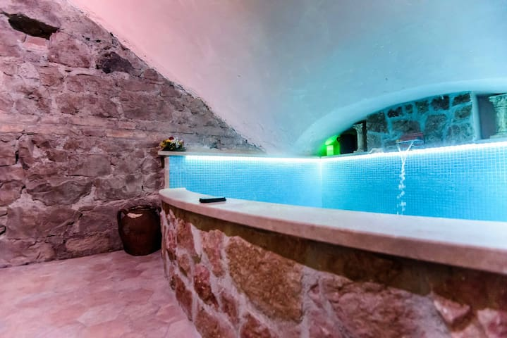 St. Peter's in love -Honeymoon suite- Private Pool