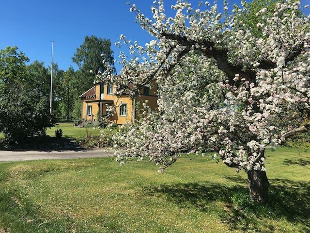 Ekhaga Verksamheter: B&B Resort in Tånnö