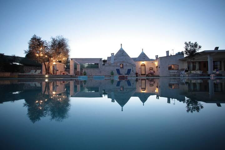 Villa Viviana: Charming Villa with Pool - Castellana Grotte - Villa
