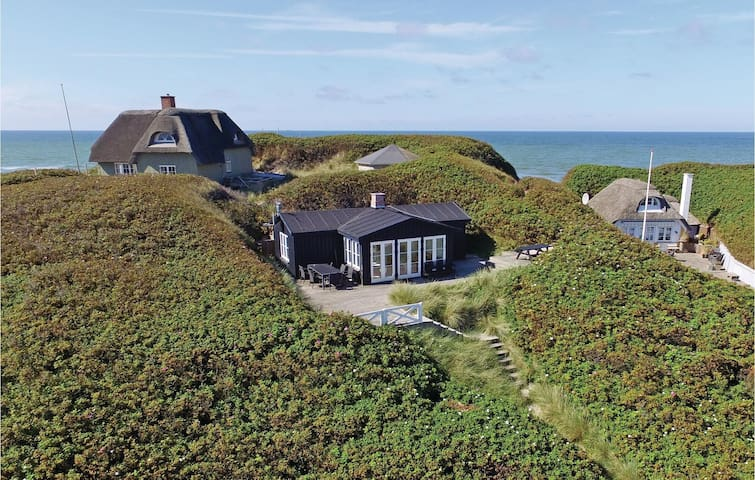 Holiday cottage with 3 bedrooms on 60m² in Ringkøbing