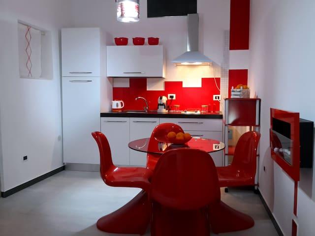 Corte Spagnola- Appartamento Fuoco