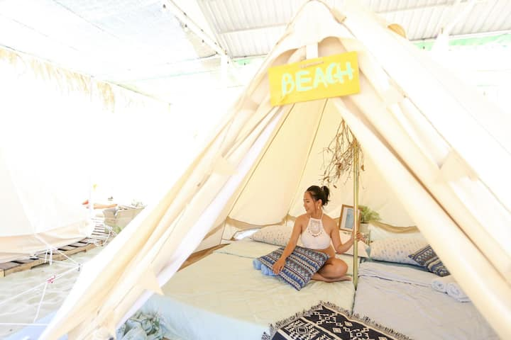The Most beautiful Glamping in Mui Ne for 4 people