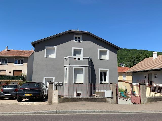 charmante maison individuelle