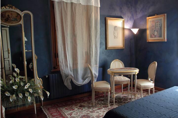 La vostra camera blu