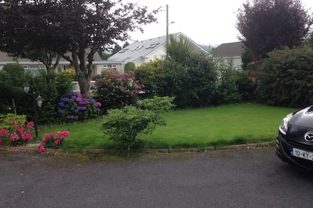 Double ensuite in a quiet & cosy - Tralee