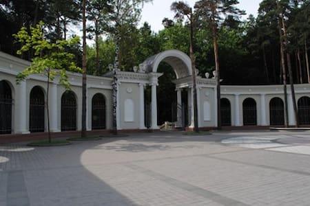 2-Комнатная квартира на сутки в центре Минска - Minsk - Lejlighed