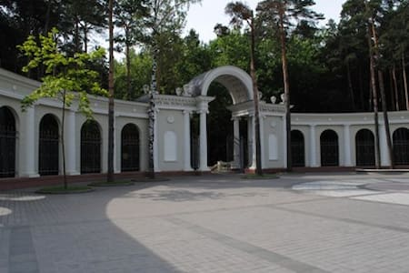 2-Комнатная квартира на сутки в центре Минска - Minsk - Apartamento