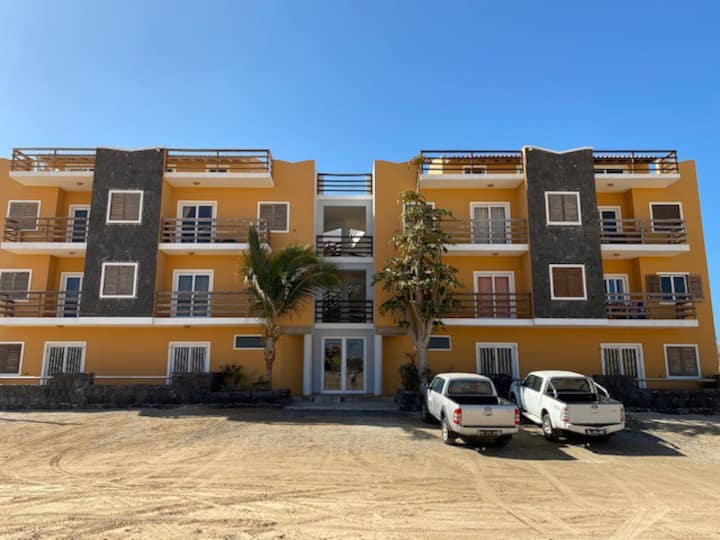 2 Bed Apartment - 100m from the beach