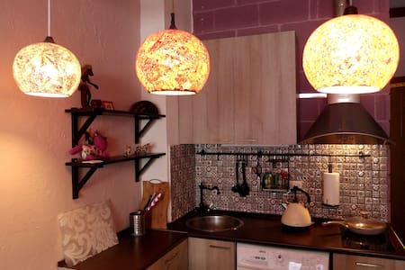 Good-Aura apartment near Gondola, New Gudauri