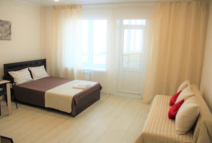 Comfort rental-уютная квартира в центре Тюмени