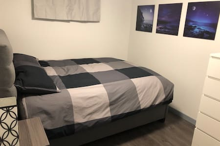 All new comfy and homey basement suite