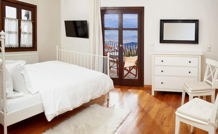 Classic Double Room with Panoramic View