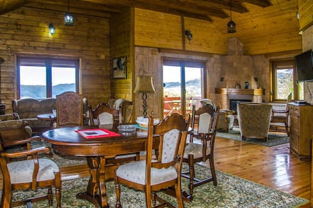 Gacka - Luxury Cottage with Two Rooms and Balcony - Mojkovac