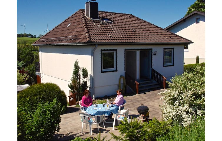 Holiday cottage with 2 bedrooms on 70 m² in Hallschlag